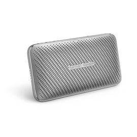 Harman Kardon Esquire Mini 2 - Silver - Ultra-slim and portable premium Bluetooth Speaker - Hero
