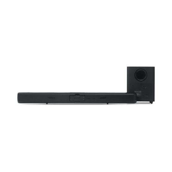 HK SB20 - Black - Advanced soundbar with Bluetooth and powerful wireless subwoofer - Back