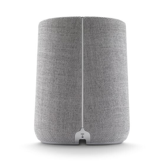 Harman Kardon Citation One MKII - Grey - All-in-one smart speaker with room-filling sound - Back