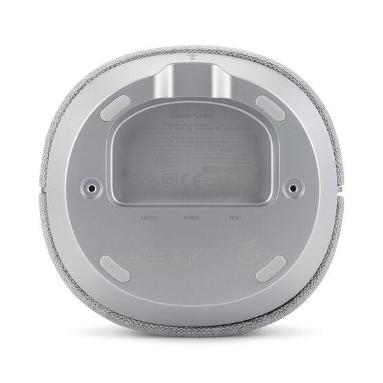 Harman Kardon Citation 100 - Grey - The smallest, smartest home speaker with impactful sound - Detailshot 3