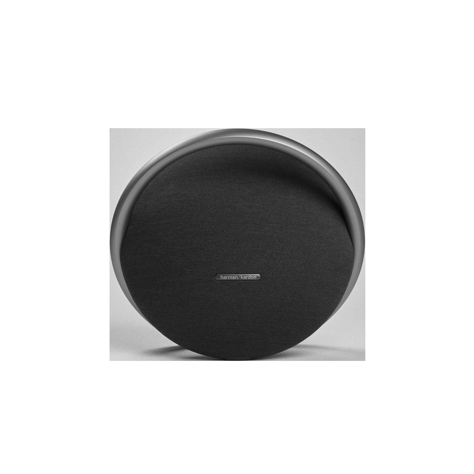 Onyx Studio 7 - Black - Portable Stereo Bluetooth Speaker - Front