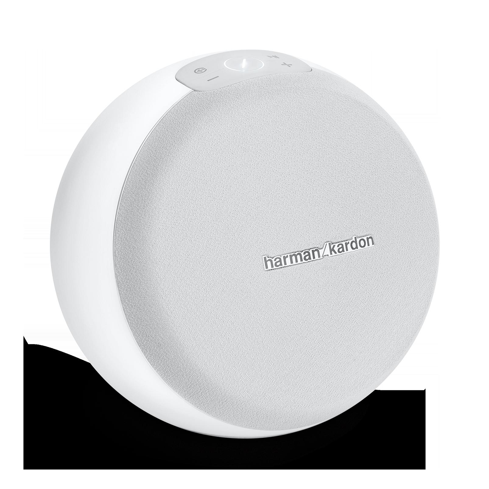 Omni 10 Plus - White - Wireless HD speaker - Hero