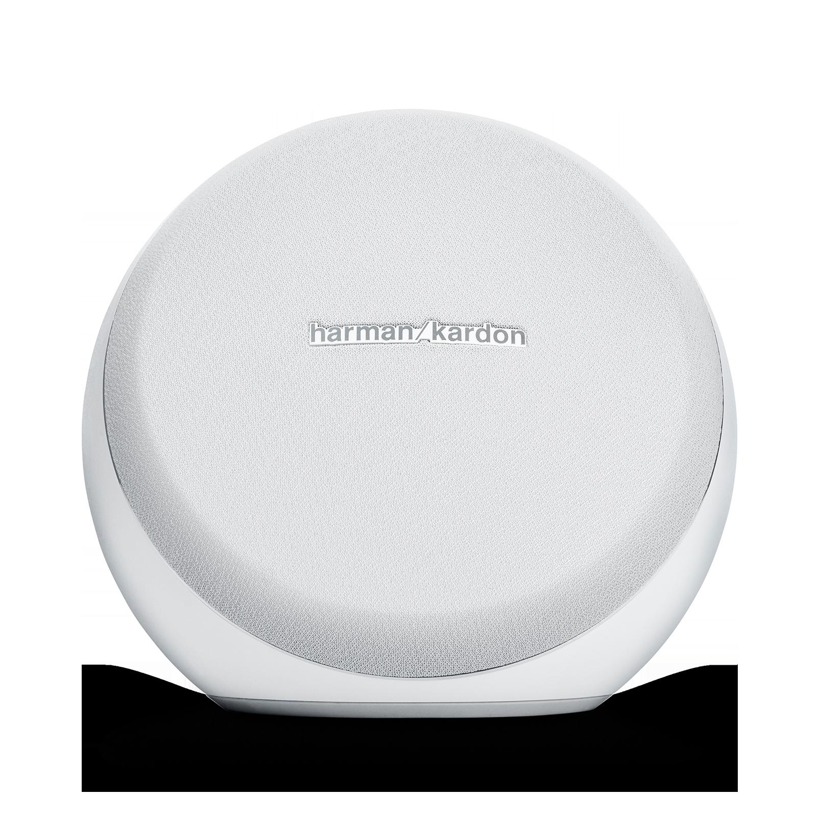 Omni 10 Plus - White - Wireless HD speaker - Front