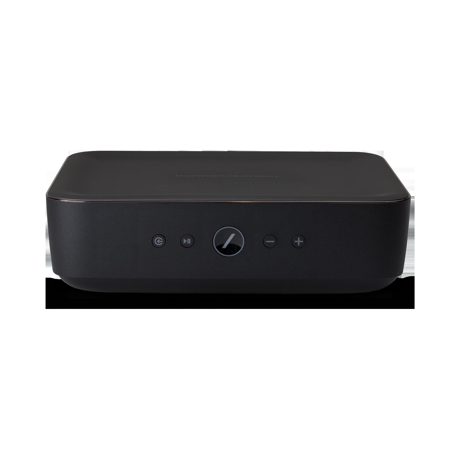 Adapt + Amp - Black - Wireless HD Amplifier - Front