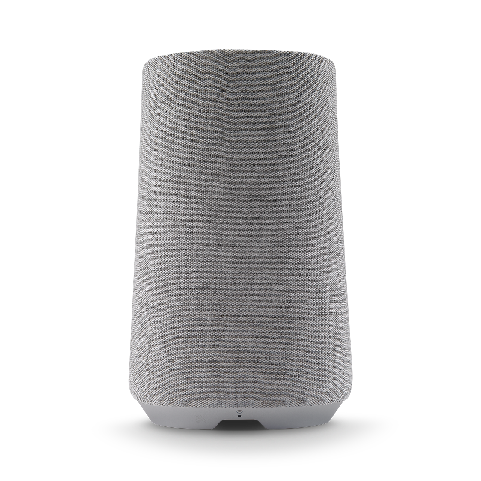 Harman Kardon Citation 100 MKII - Grey - Bring rich wireless sound to any space with the smart and compact Harman Kardon Citation 100 mkII. Its innovative features include AirPlay, Chromecast built-in and the Google Assistant. - Back