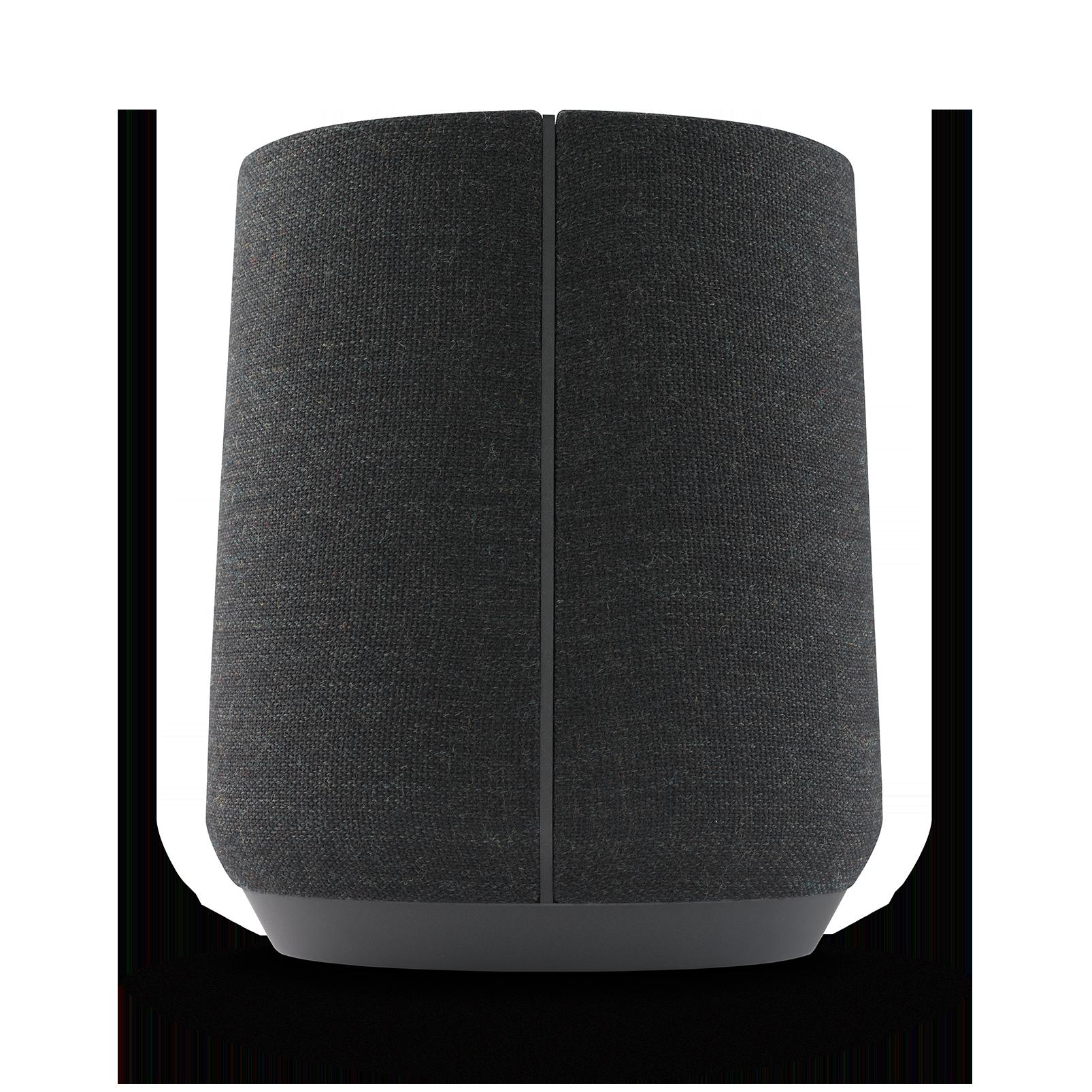 Harman Kardon Citation 500 - Black - Large Tabletop Smart Home Loudspeaker System - Detailshot 3