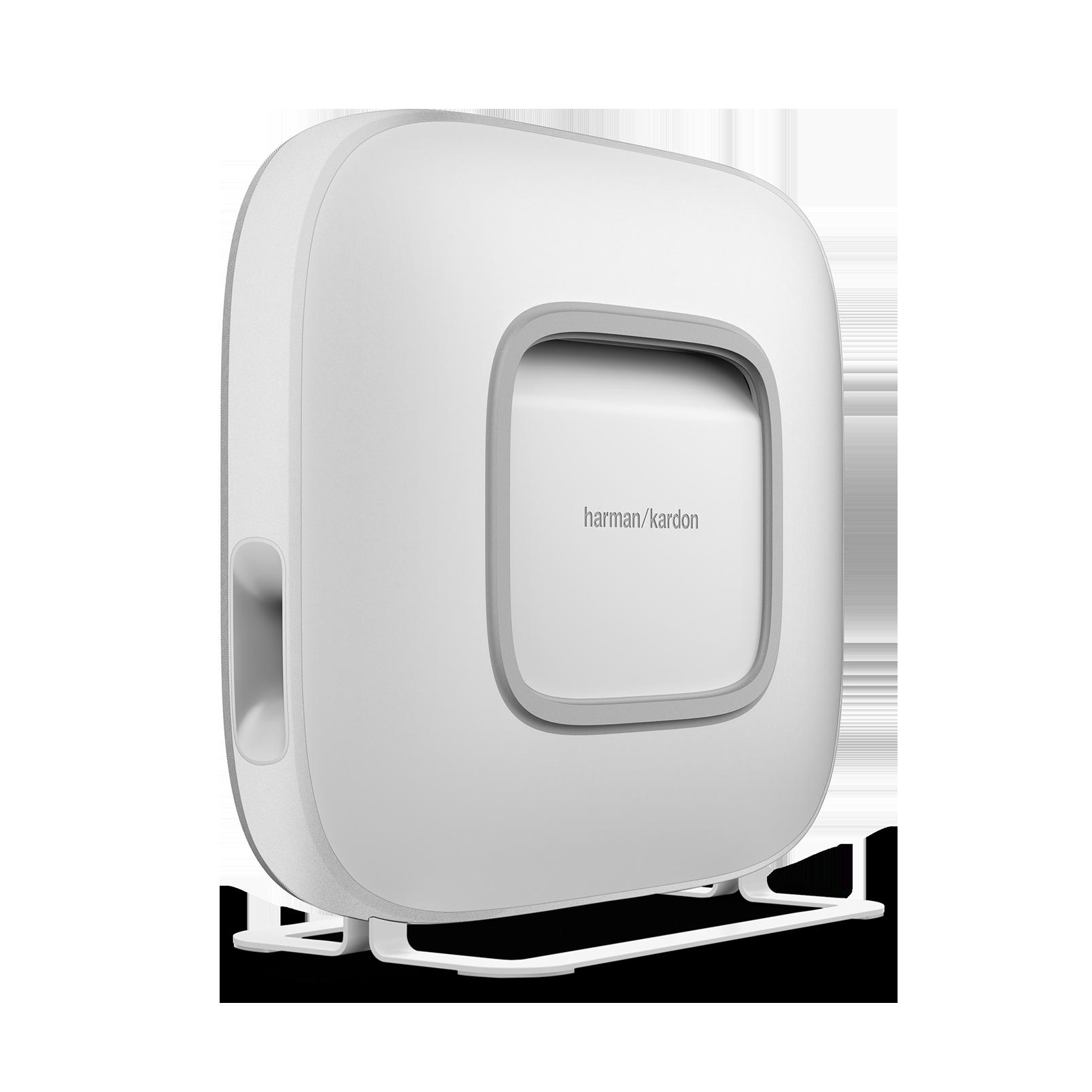 Omni Bar Plus - White - Wireless HD Soundbar - Back