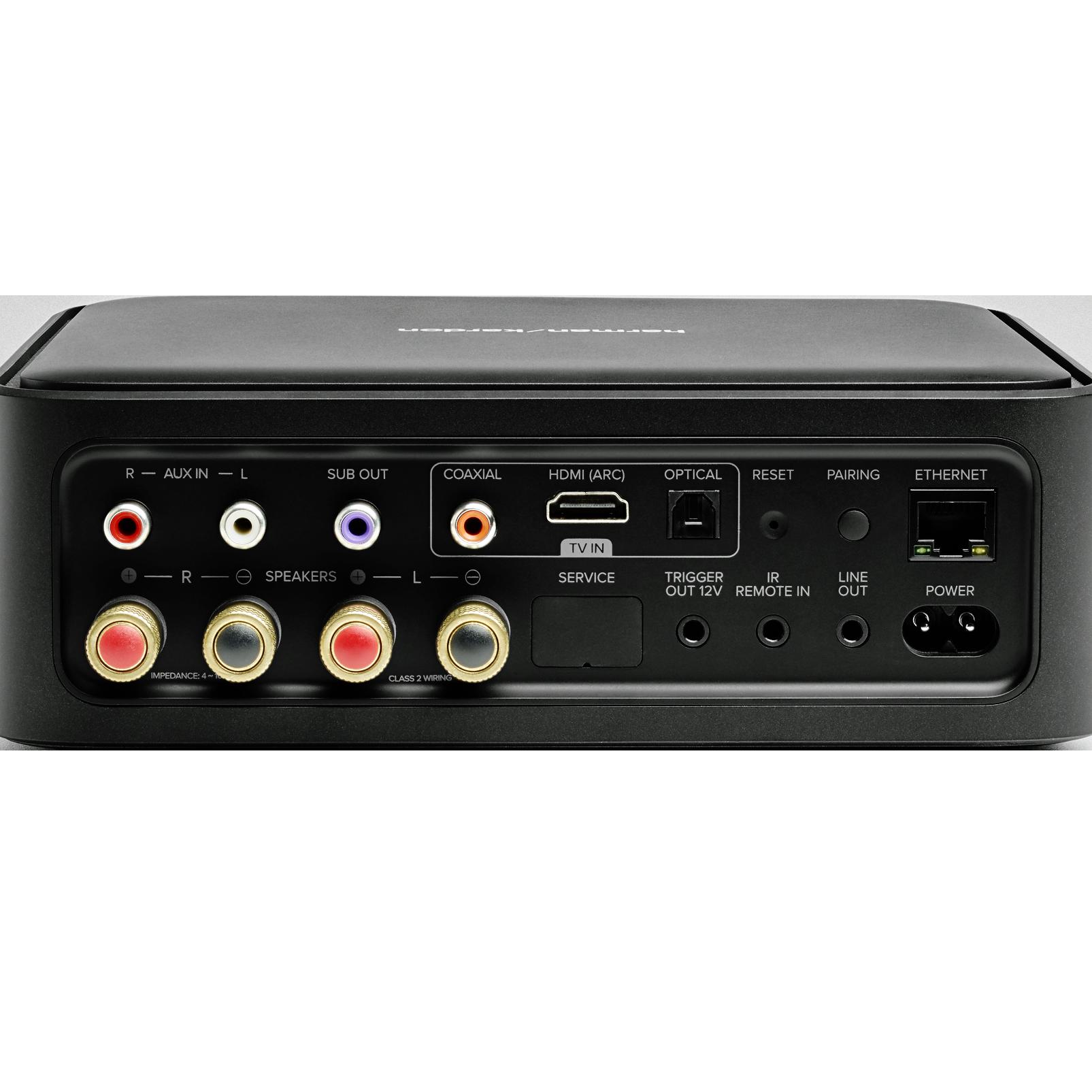 Harman Kardon Citation Amp - Black - High-power, wireless streaming stereo amplifier - Detailshot 2